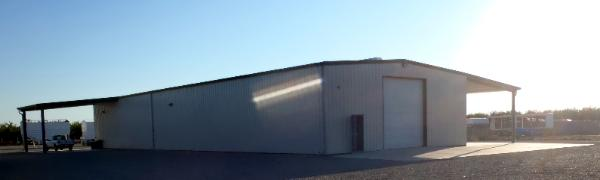 Equipment Storage Building for Violich Farms, Hamilton City, CA