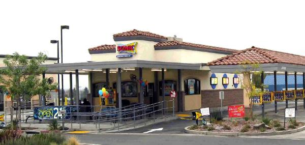 Sonic Drive-In, Anderson, CA